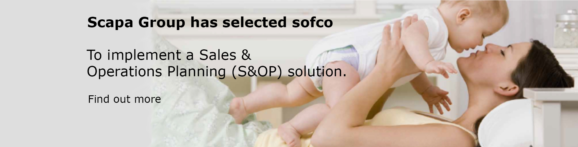 Scapa Group has selected sofco